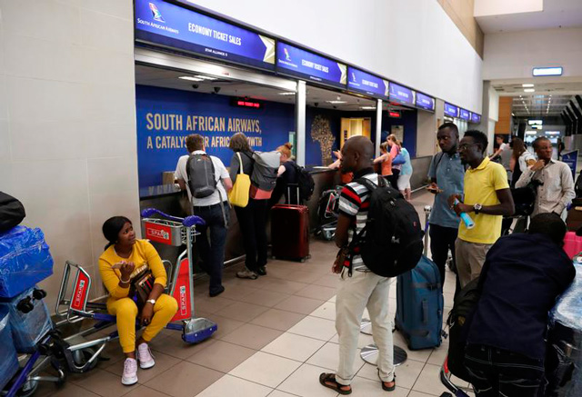 South African Airports
