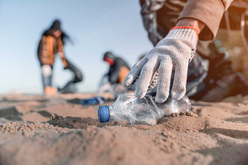 How to organize your own beach clean up