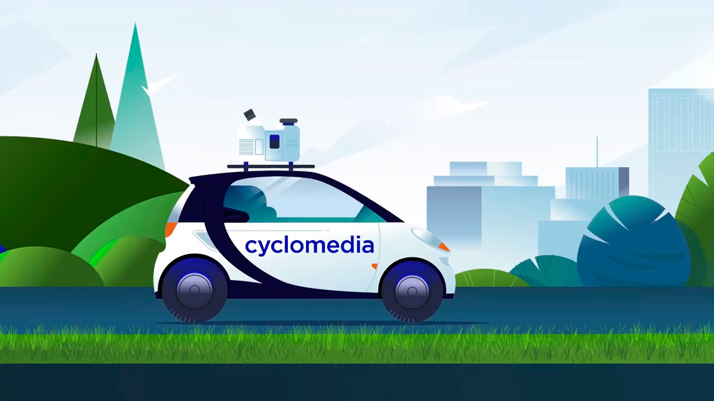 Cyclomedia - Smart City solutions - Mobility & Traffic